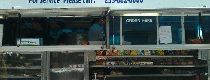 PC Catering is one of SLU Food Trucks.