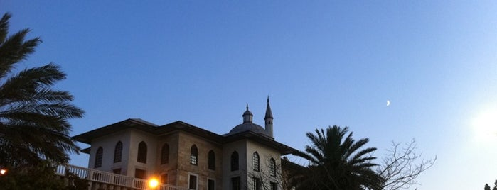 Sepetçiler Kasrı is one of Tarih/Kültür (Marmara).