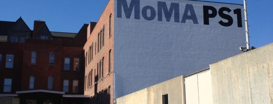 MoMA PS1 Contemporary Art Center is one of Help me find nice places in NY.