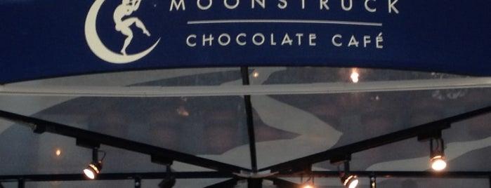 Moonstruck Chocolate Cafe is one of Portlandia.