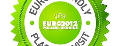 EURO 2012 FRIENDLY PLACES