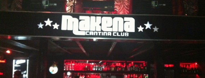 Makena Cantina Club is one of bares.