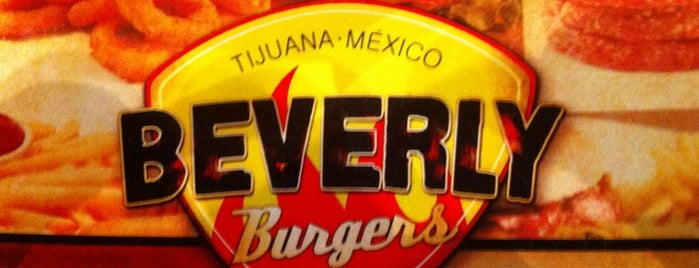 Beverly Burgers is one of Comida.