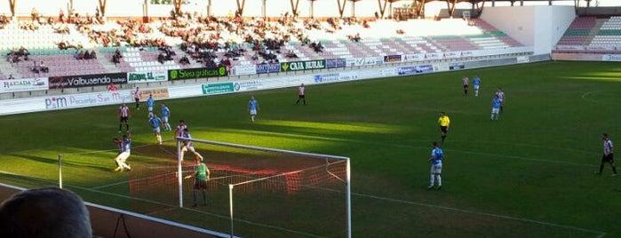 Estadio Ruta de la Plata is one of Campos de fútbol.