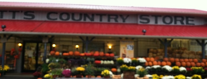 Pratt's Country Store is one of Fountain City FUN!.