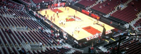 KFC Yum! Center is one of Great Sport Locations Across United States.