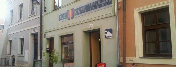 AUX Café is one of můj seznam míst.