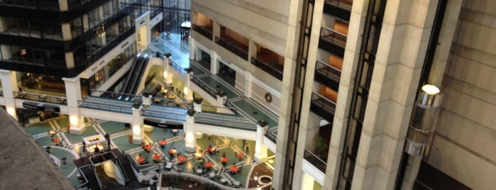 Marriott City Center Dallas is one of Hotels.