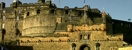 Edinburgh Castle is one of The Best Places I Have Ever Been.