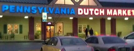 Pennsylvania Dutch Market is one of Good Eats.