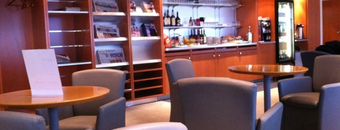 Air France / KLM Lounge is one of Private Car and Limousine Services.