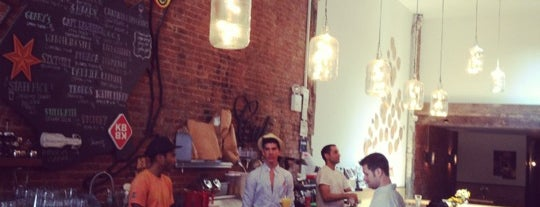 61 Local is one of The 15 Best Places That Are Good for Groups in Brooklyn.