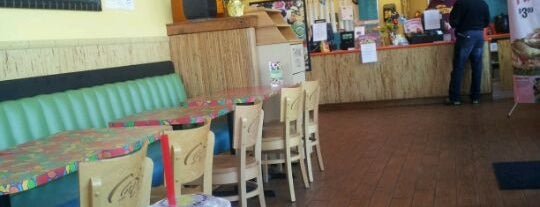 Tropical Smoothie Cafe is one of NY.