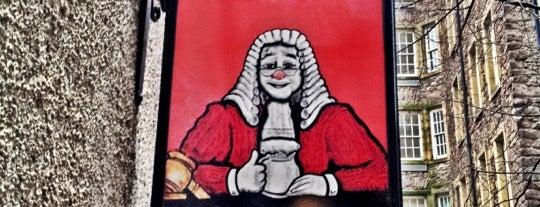 Jolly Judge is one of Edinburgh.