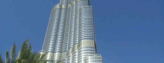 Burj Khalifa is one of Best places in Dubai, United Arab Emirates.