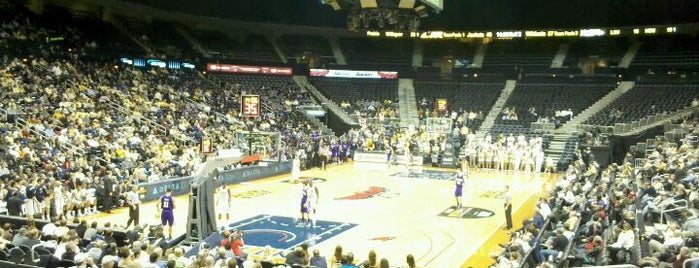 Philips Arena is one of Great Sport Locations Across United States.