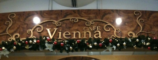 Vienna cafe is one of Кабаки.