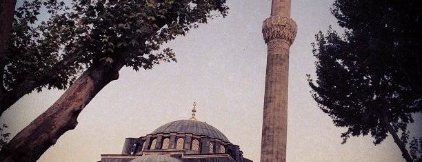Kılıç Ali Paşa Camii is one of İstanbul'daki Mimar Sinan Eserleri.