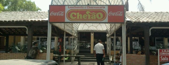Chefão is one of Cvo.