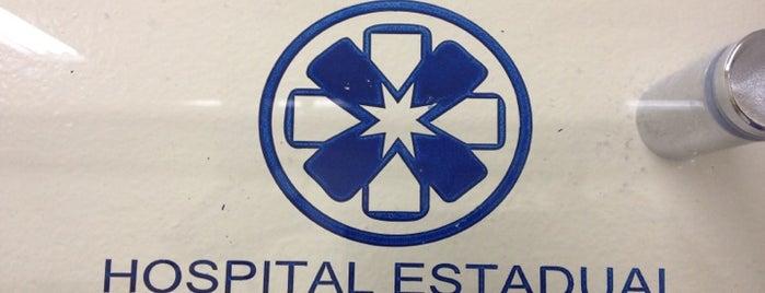 Hospital Estadual Mario Covas (HEMC) is one of Saúde - Estabelecimentos.
