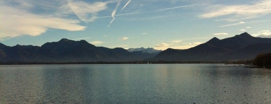 Chiemsee is one of Munich And More.