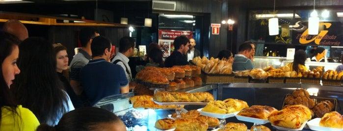 Bella Paulista is one of Henri's TOP Coffee Shops.