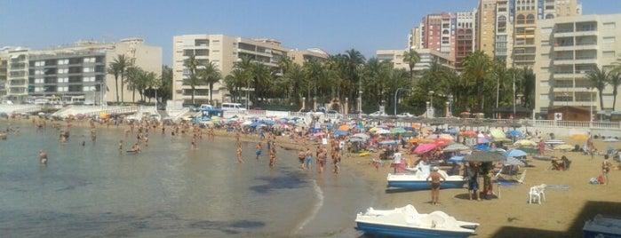 Playa El Salaret / Los Locos is one of Playas.