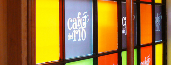 Café del Río is one of Restaurantes, Bares, Cafeterias y el Mundo Gourmet.