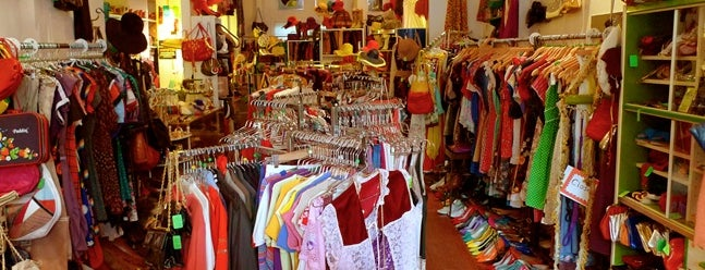 Lucky Magazine's Top LA Vintage Shopping Spots