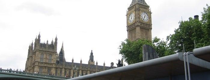 London as a local