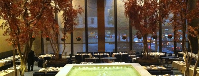 The Four Seasons Restaurant is one of USA NYC MAN Midtown East.