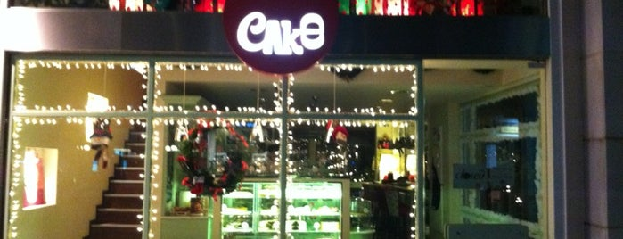 Cake Glyfada is one of Athens.