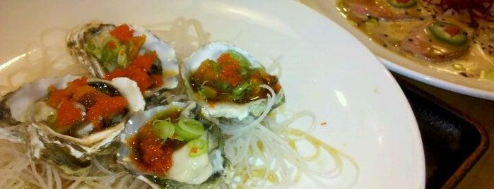 Mahzu is one of 10 Best Japanese Restaurants.