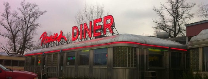 Rosie's Diner is one of Best Places to Check out in United States Pt 3.