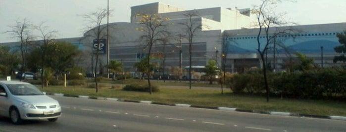Shopping SP Market is one of Shopping Centers de São Paulo.