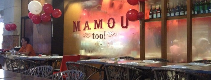 Mamou too! is one of omnomnom.