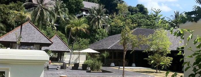Pangkor Laut Resort is one of Incredible Pools.