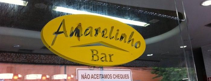 Amarelinho Bar is one of Lugares para ficar bebado em São Paulo.