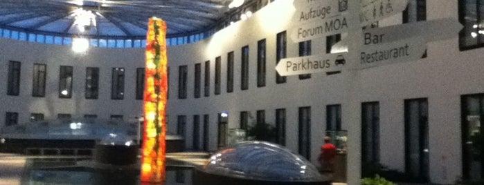 Mercure Hotel MOA Berlin is one of Berlin / Germany.