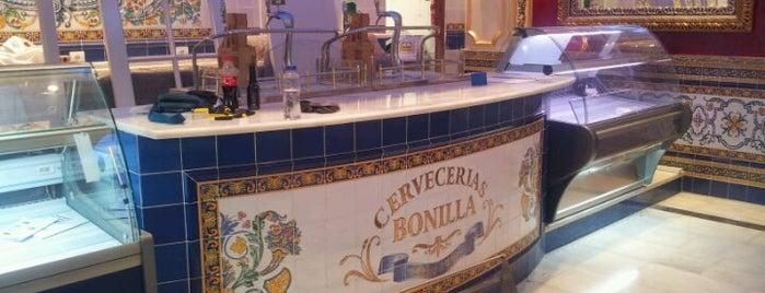 Cervecerías Bonilla is one of Ruta michelín.