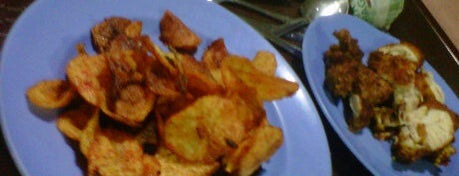 kedai purba is one of restaurant.