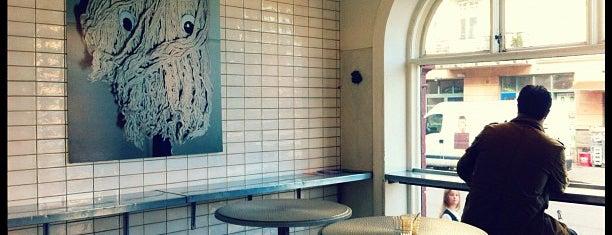 Kaffebaren på Möllan is one of Must-visit Cafés in Malmö.