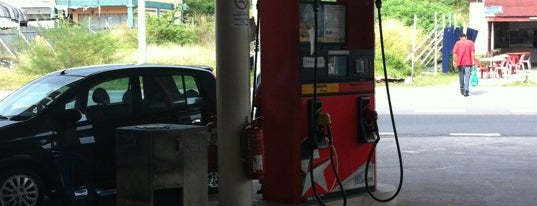 Caltex Teluk Kemang is one of Fuel/Gas Station,MY #11.