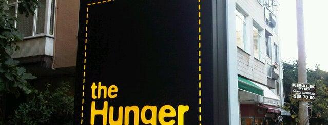 The Hunger is one of bağdat caddesi'nde ne yenir.