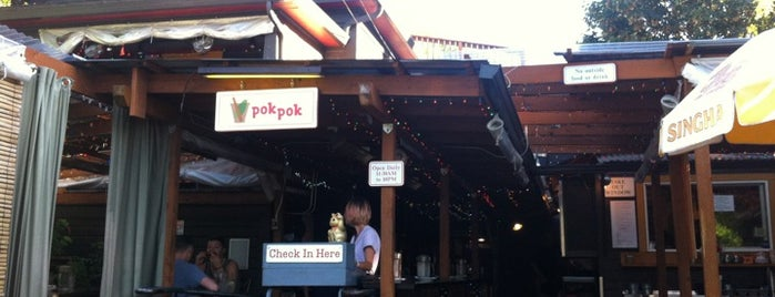 Pok Pok is one of PDX Faves and To Do.