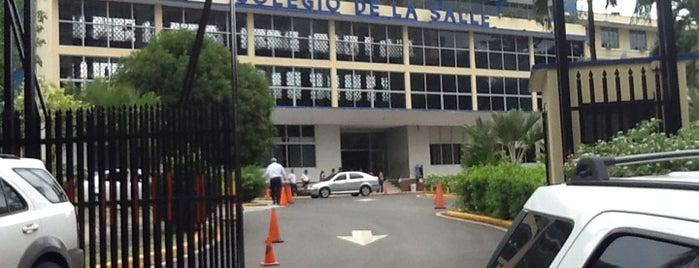 Colegio de La Salle is one of Lugares.