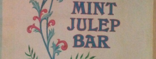 Mint Julep Bar is one of The 15 Best Places for Pastries in Anaheim.