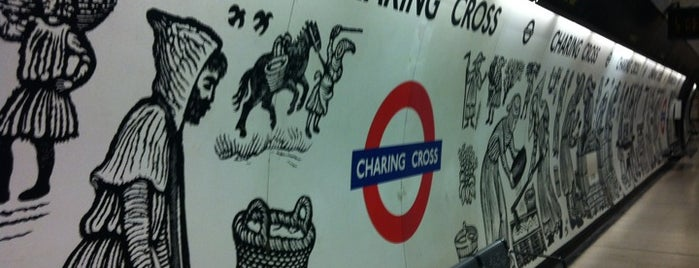 Charing Cross London Underground Station is one of Rail stations.