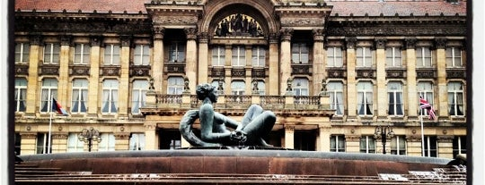 Victoria Square is one of Guide to Birmingham's Best Spots.