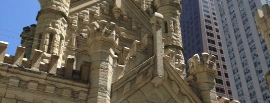 Chicago Water Tower is one of Olly Checks In Chicago.